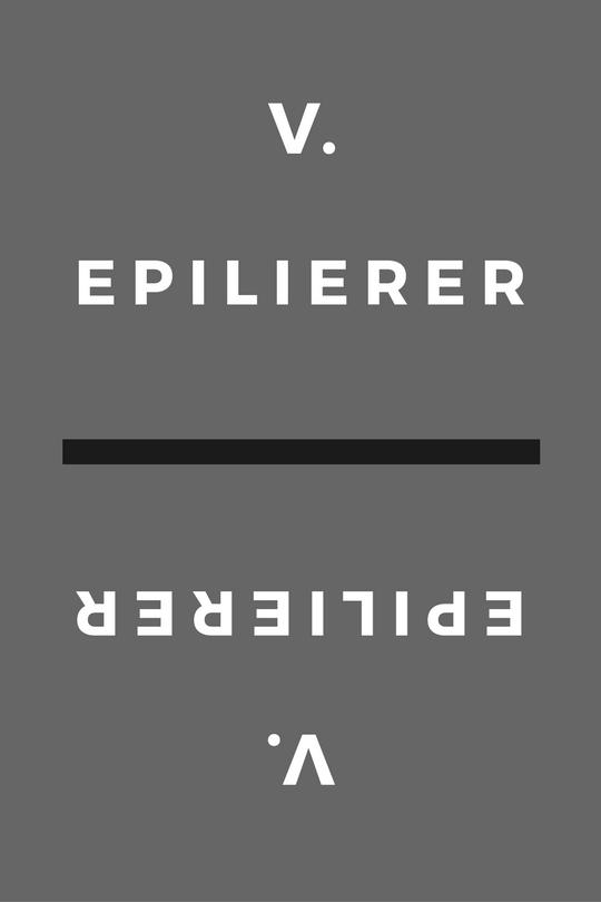 Epilierer